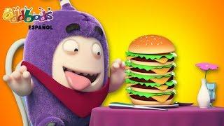 Oddbods | Alta Cocina | Dibujos Animados Graciosos Para Niños