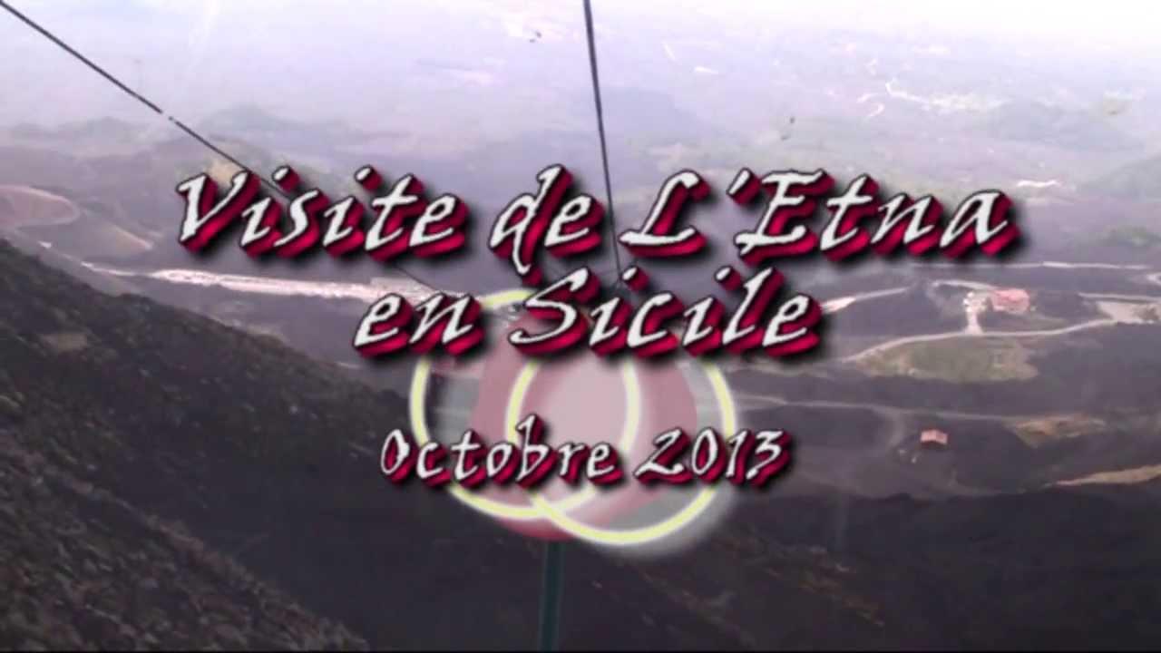 visite de l 39 etna en sicile en 39 octobre 2013 youtube. Black Bedroom Furniture Sets. Home Design Ideas