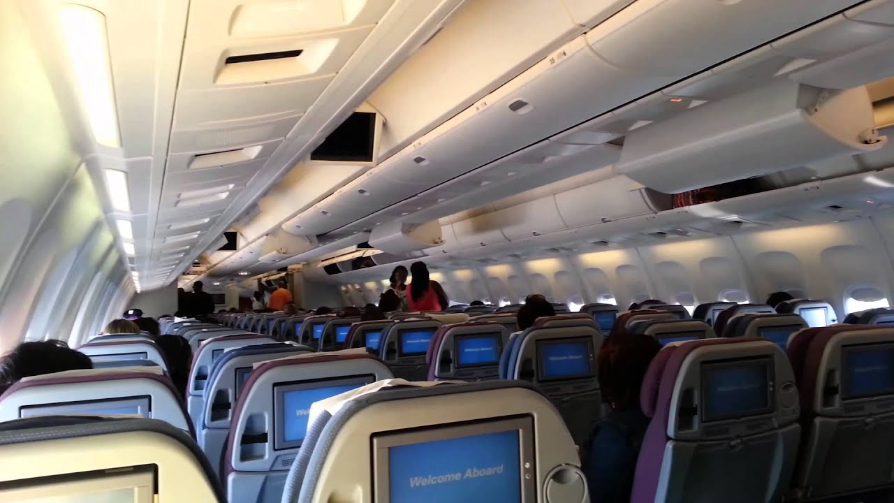 inside caribbean airlines boeing 737 767 by jonfromqueens youtube. Black Bedroom Furniture Sets. Home Design Ideas