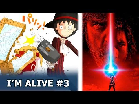 I'M ALIVE #3 - BROOK MITO E STAR WARS