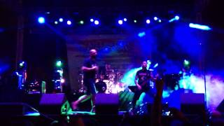 Killswitch Engage - The Element of One [Live at California Metalfest, Nov 24 2012]