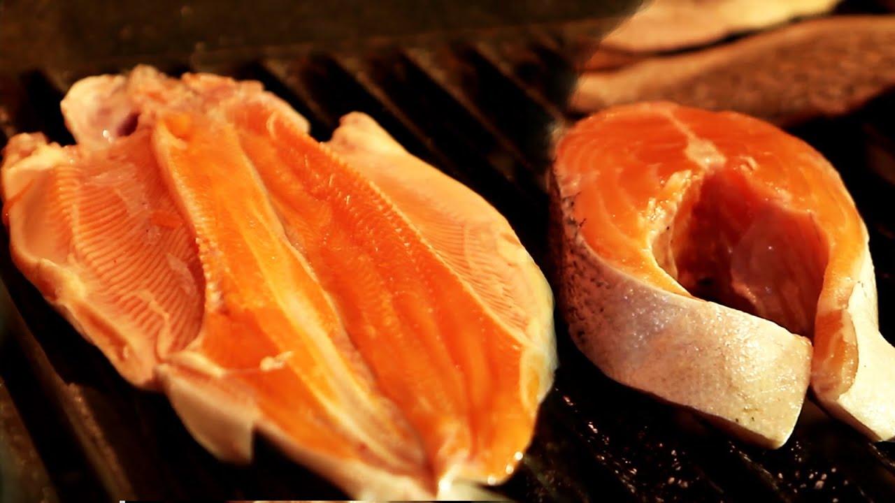 Como hacer pescado en la parrilla tips de locos x el - Parrillas para pescado ...