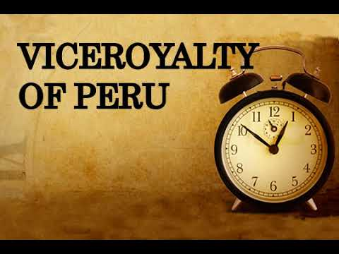 Viceroyalty of Peru