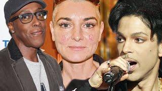 Sinead O'Connor blames Arsenio Hall for Prince's drug addiction: TRR#445
