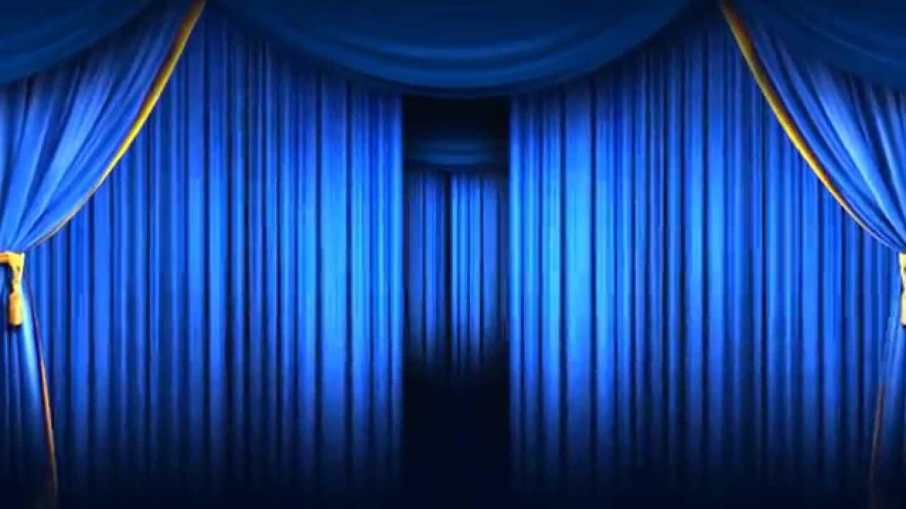 Abertura Cortina Azul