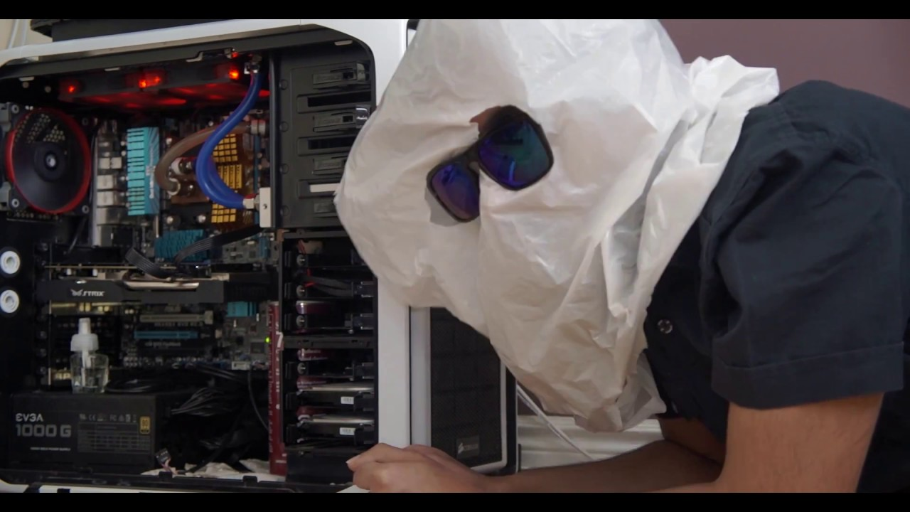 cheapest diy pc sound dampening youtube