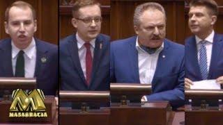 OSTRA dyskusja w Sejmie o Marsz 11 Listopada❗️Tarczyński, Andruszkiewicz, Jakubiak, Petru, Winnicki