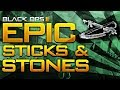 Funny moments in Sticks and Stones on BO2 with the Squad!