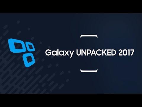 Galaxy S8 AO VIVO: Tradução simultânea do evento Galaxy UNPACKED 2017