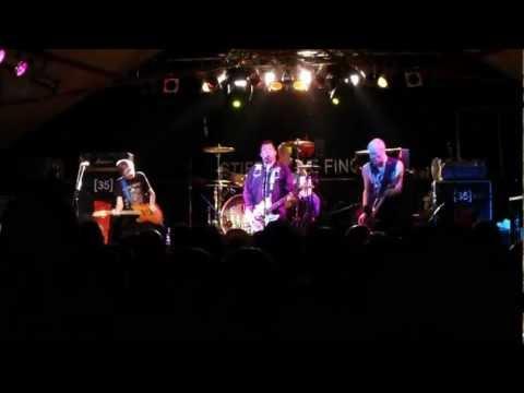 Stiff Little Fingers - Live - Strummerville