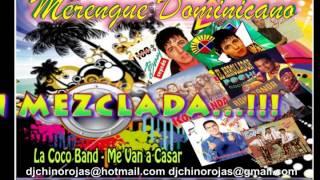 MERENGUES DOMINICANO DE LOS 90s