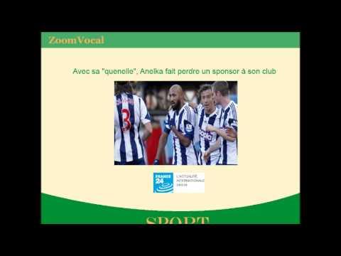 """Avec sa """"quenelle"""", Anelka fait perdre un sponsor à son club"""