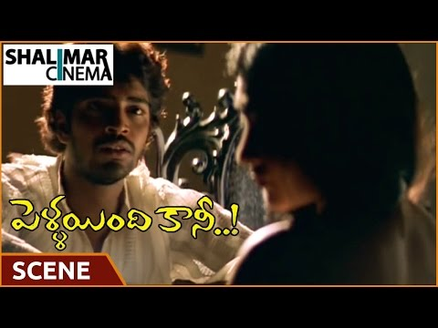 Pellaindi Kaani Movie || Allari Naresh Insult Kamalinee Mukerji Scene || Shalimarcinema
