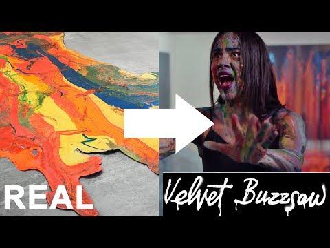The REAL Art in Velvet Buzzsaw Mp3