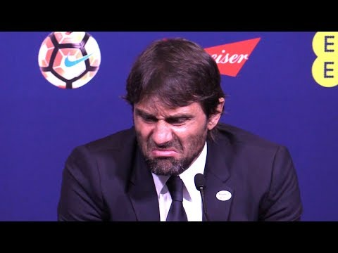 Chelsea 2-0 Southampton - Antonio Conte Full Post Match Press Conference - FA Cup Semi-Final