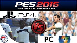[TTB] PES 2015 - PS4 Vs PC Comparison - Master League Discussion & Vote!