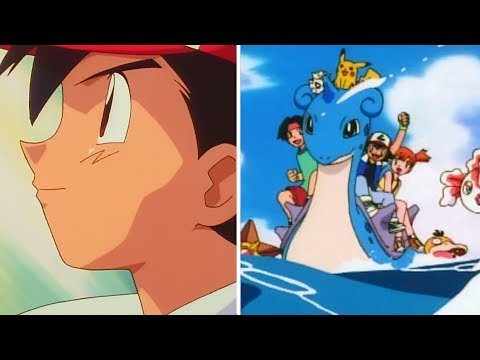 Pokémon the Series Theme Songs—Kanto Region