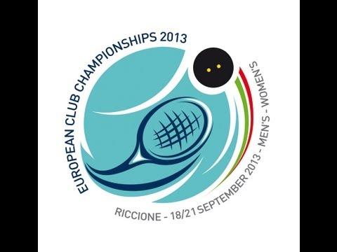 Squash - Ecc 2013 - Finals Day