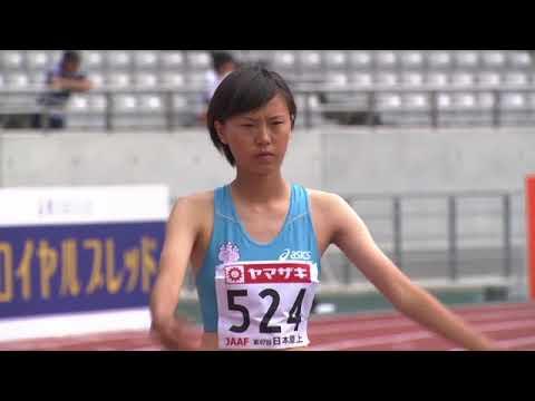 第97回日本陸上競技選手権大会 女子 三段跳 決勝 4位