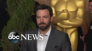 Ben Affleck breaks his silence after 40 days in rehab