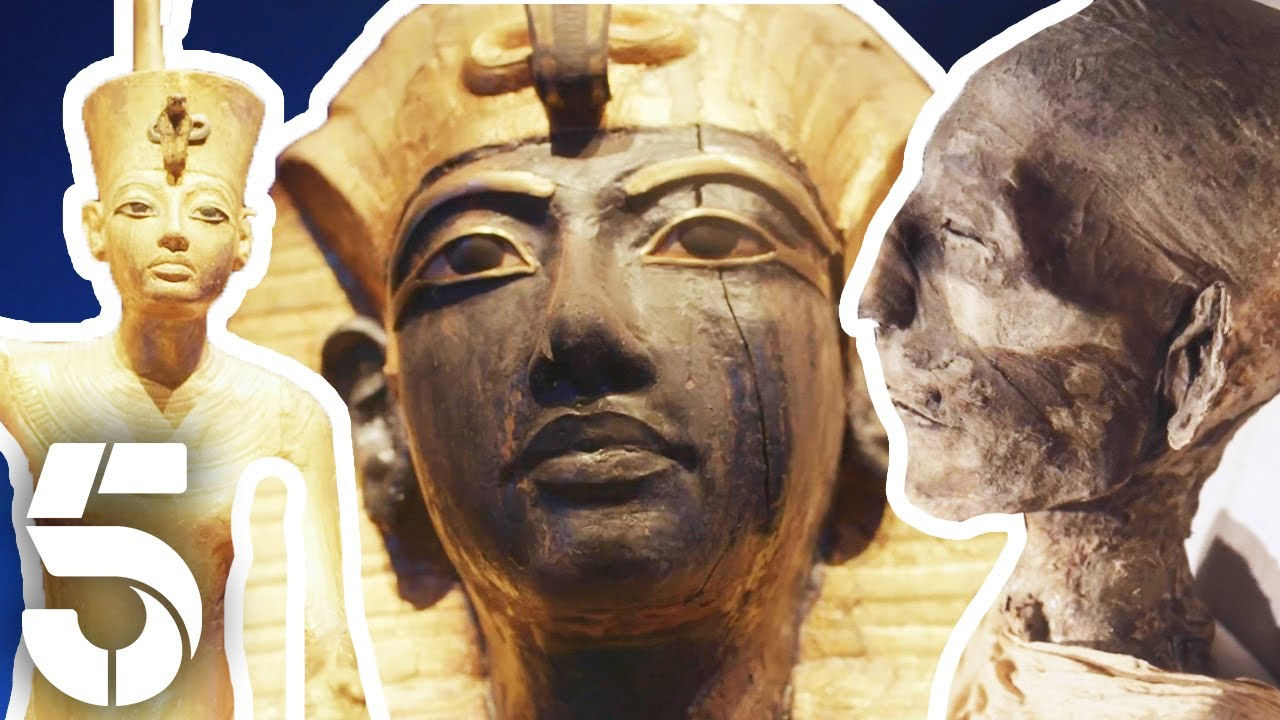 Download The History Of A Cursed Ancient Egyptian Tomb | The Curse Of Tutankhamun | Channel 5 #AncientHistory
