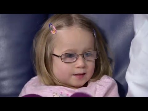 The 100,000 Genomes Project - Jessica's story