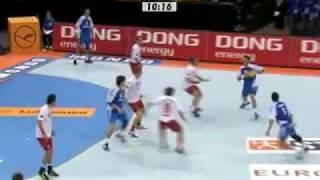 Handball World Cup 2007 Poland - Russia