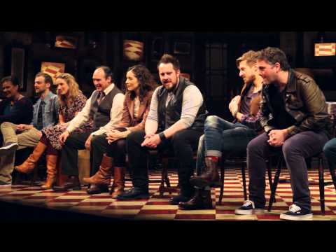 Once The Musical - Full Cast Q&A (HD)