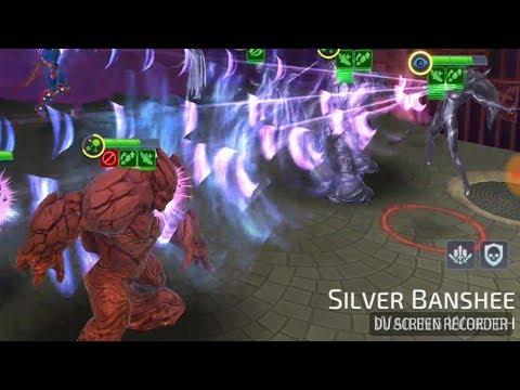 DC Legends -  PvP - v Hatemael's L3 Silver Banshee