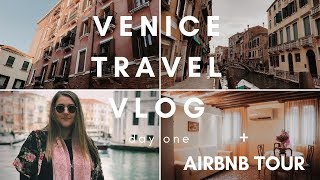 Gambar cover TRAVEL VLOG + AIRBNB TOUR   venice weekend day one