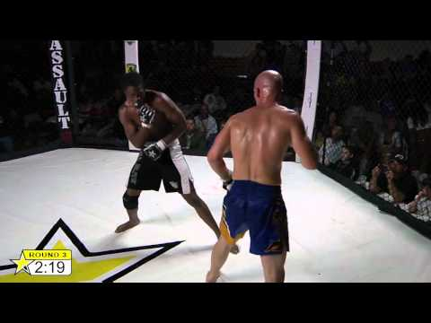 Faction 3: Thomas Campbell vs Jake Duff 155 Title fight