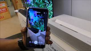 Smartphone LG G8SThinQ Test Funktionen