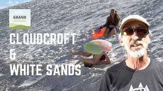 Ep. 118: Cloudcroft & White Sands National Monument | New Mexico RV travel camping