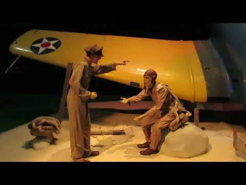 A Walk Through the National Museum of the US Air Force - PART 1