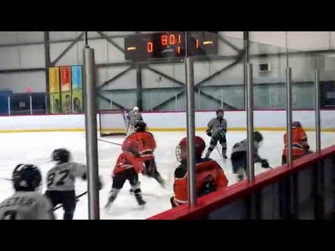 24 avril 2016 Les Snipers VS Hockey United - 1ère période