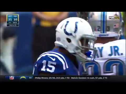 NFL 2016 Week 1 Highlights: Detroit Lions at Indianapolis Colts