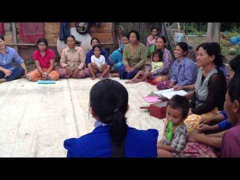 Natur Energi Cambodja - Låne-sparegruppe