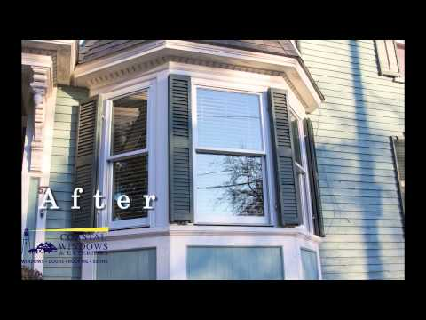 Replacement Windows for a Historic Home in Salem, MA