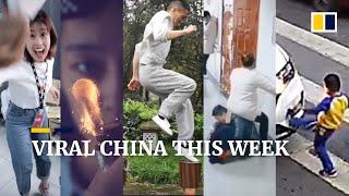 Viral China This Week Boy Vents Anger At Car Driver And More