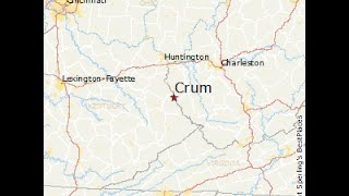 #TravelWithBobby:  Hometown VISIT to CRUM West Virginia!!!