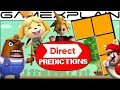 NEW Nintendo Direct Predictions - Animal Crossing, Isabelle in Smash, Switch Online, FF, & More!