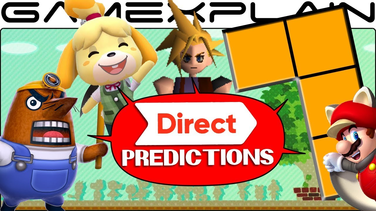 Nintendo announces new Animal Crossing, Final Fantasy ports, and more