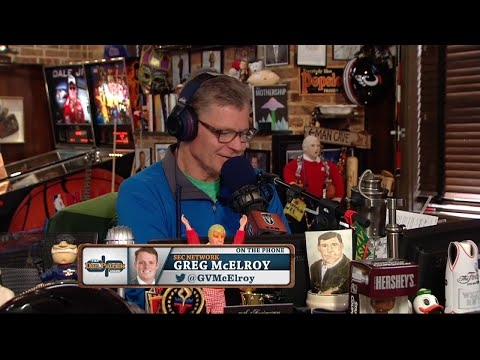 Greg McElroy on The Dan Patrick Show (Full Interview) 9/2/15
