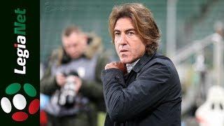 Trener Ricardo Sa Pinto po meczu Legii z Koroną