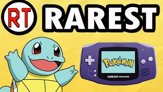 The Rarest Pokémon Game Boy Systems Ever Released