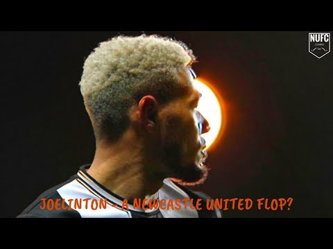 Joelinton | A Newcastle United Flop? | Skills & Goals 19/20