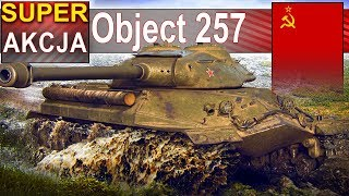Object 257 - samotny wilk - World of Tanks