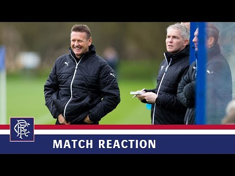 U20 REACTION | Billy Kirkwood | Rangers 2-1 FC Copenhagen