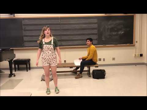 I Love Play Rehearsal (BE MORE CHILL COVER) - Jeannie Lynn Hageman #BMCKaraoke