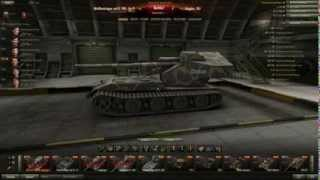 World of Tanks - Patch 8.9 Preview - The Waffentrager E-100